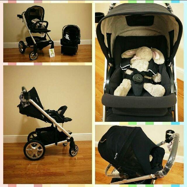 婴儿车&婴儿汽车座椅-Nuna M...