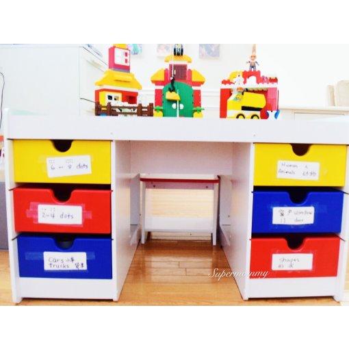 ❤️宝宝玩具推荐+独家Lego收纳大法❤️