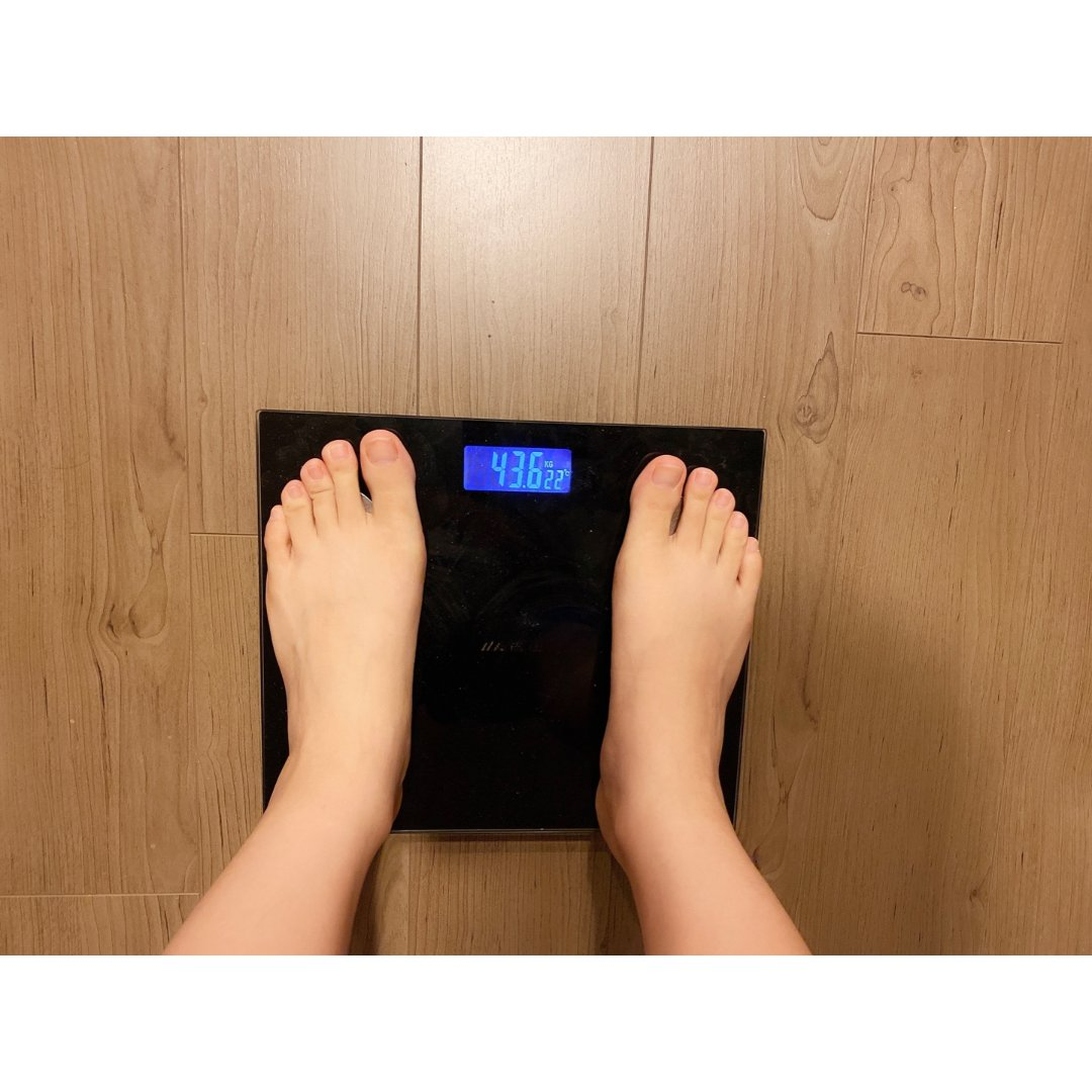 愿望🔟:增重十斤