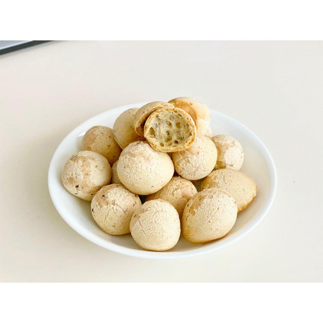 DIY美食|麻薯包