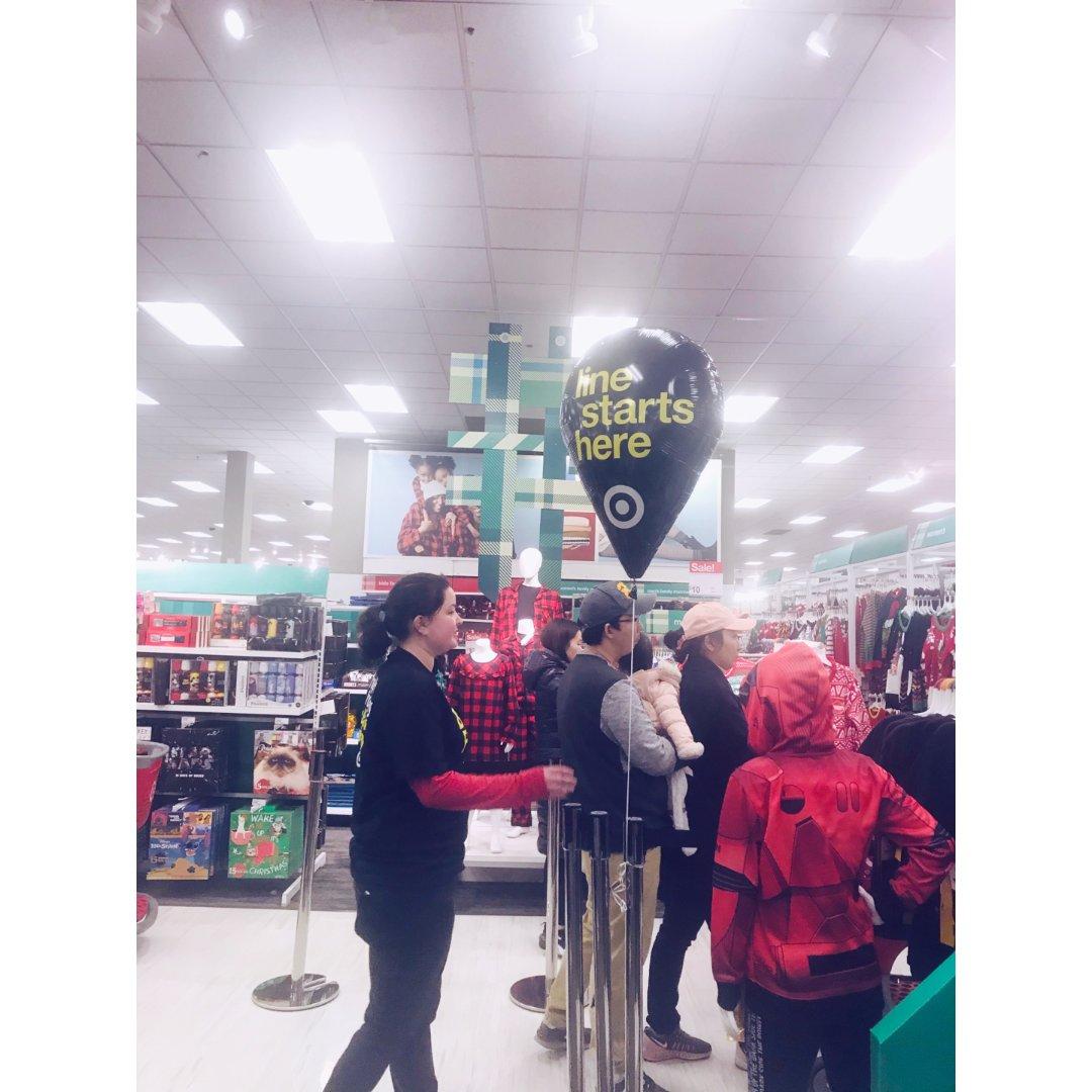 """【感恩节】Target""""抢购"""""""