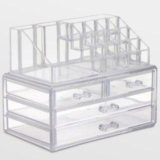 四层化妆收纳盒