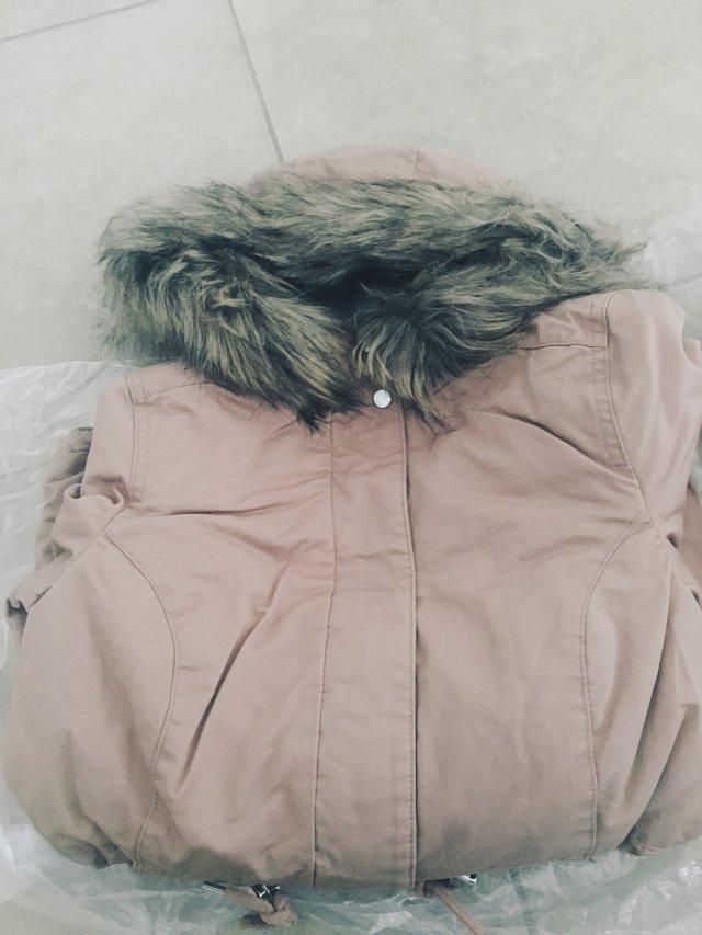H&M 派克大衣