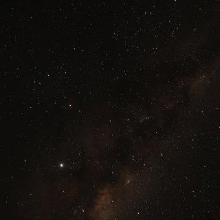 一起看星空吧
