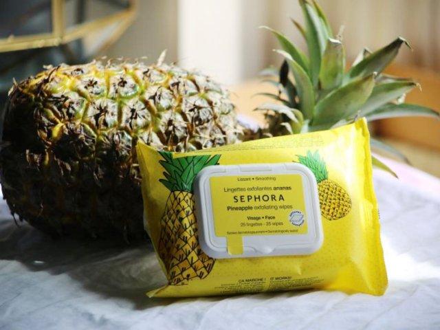 【两用湿巾】香甜菠萝味🍍给你好心情