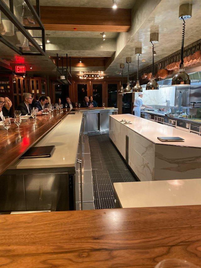 纽约最好吃的米其林三星餐厅,没有之一!