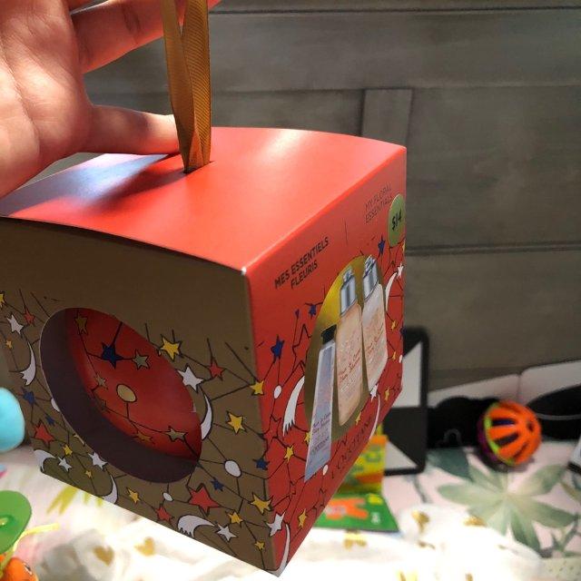 欧舒丹圣诞礼盒