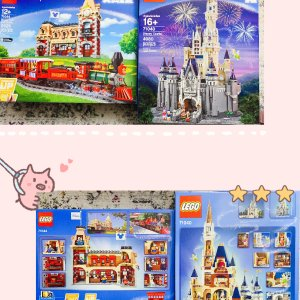 Arendelle 城堡 41167 | 迪士尼系列
