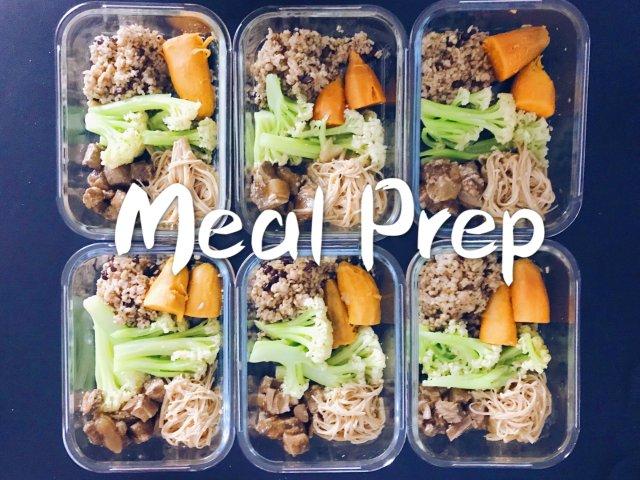 中秋节 节前meal prep