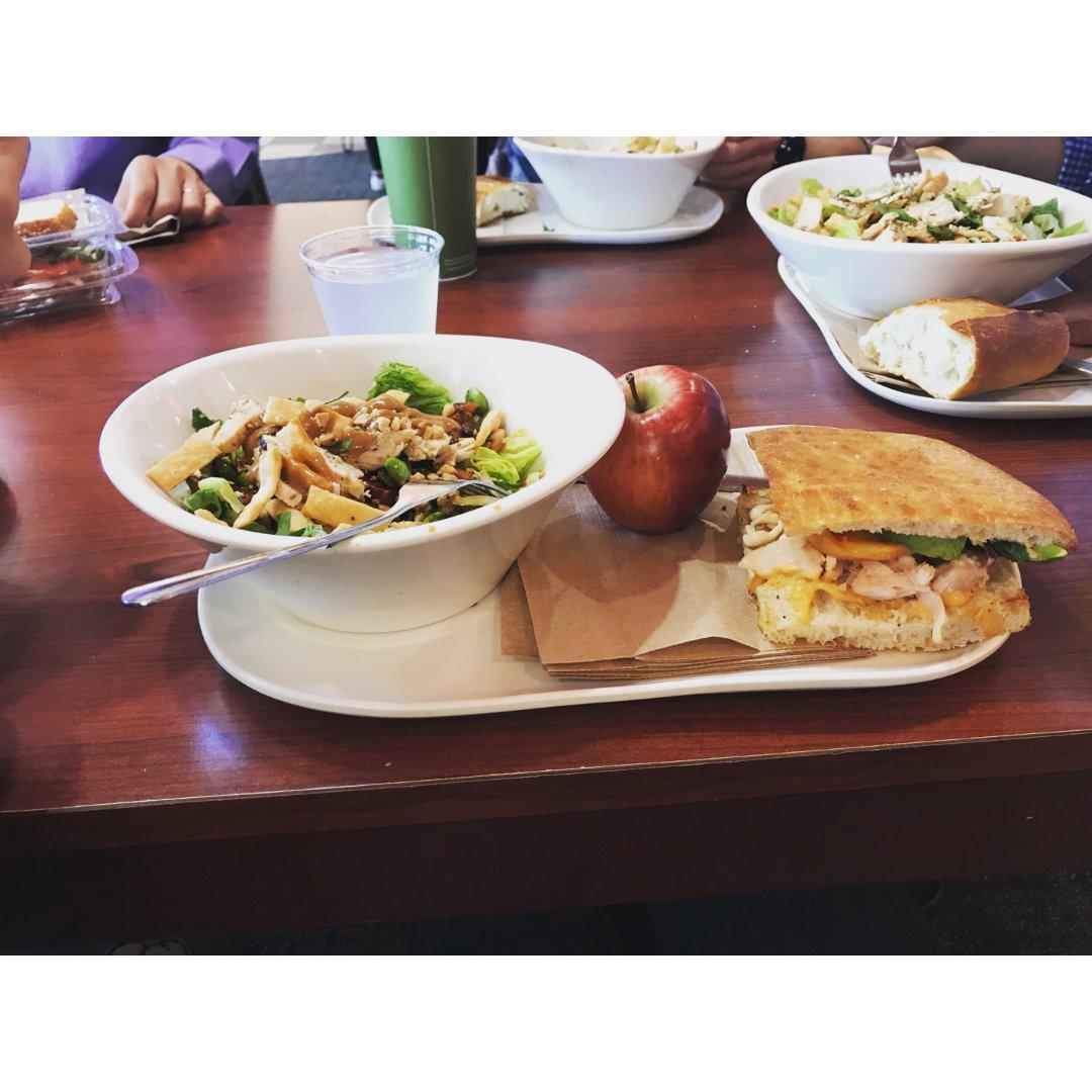 健康饱腹午餐