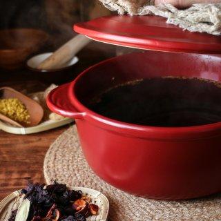 有了铸铁锅为什么还要陶土锅❓