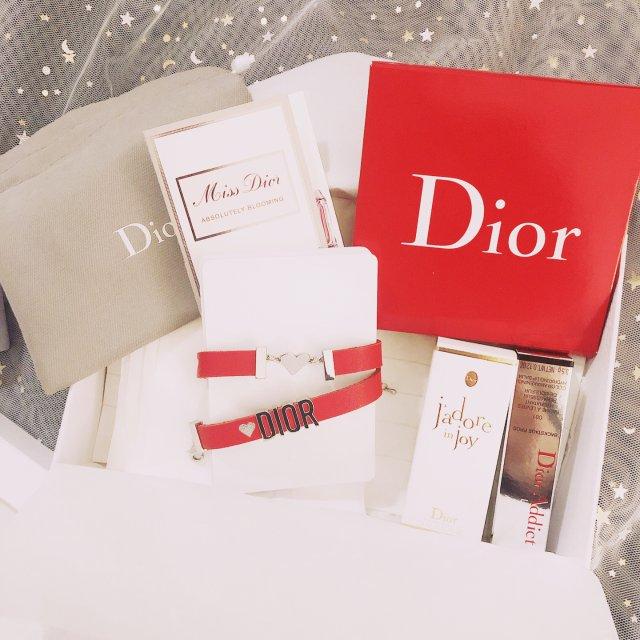 千呼万唤始出来【Dior choc...