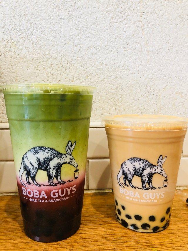 Boba Guys-健康奶茶的选择