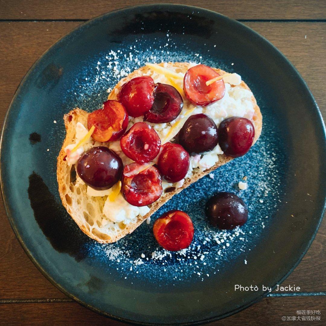 【夏季轻食】抹面包时果酱与黄油的替代物
