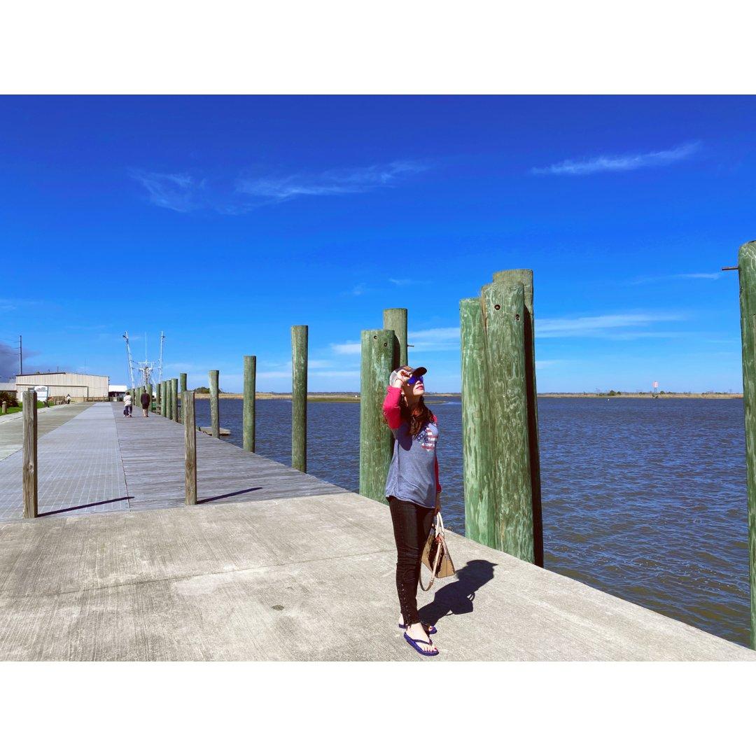古老的佛罗里达小镇Apalachi...