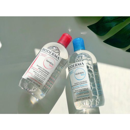 prime day囤了两瓶贝德玛卸妆水
