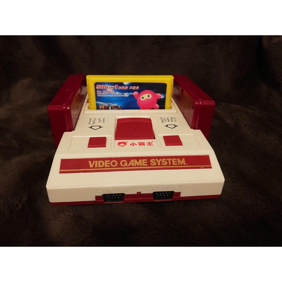 小年夜的小消遣🎮小霸王游戏机🎮