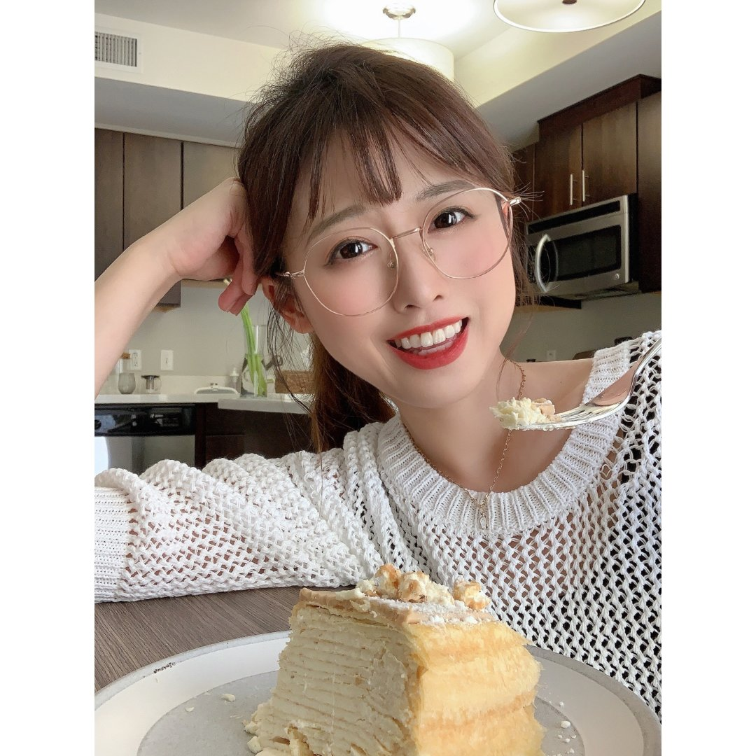 Lady M新品 爆米花味千层蛋糕 冷冻...
