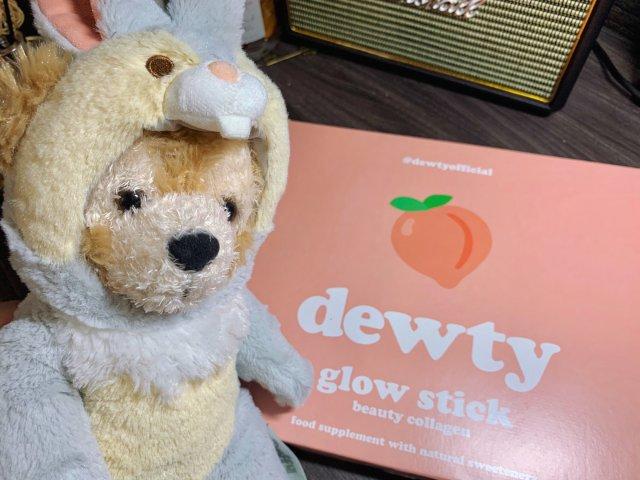 Dewty Glow Stick🍑...