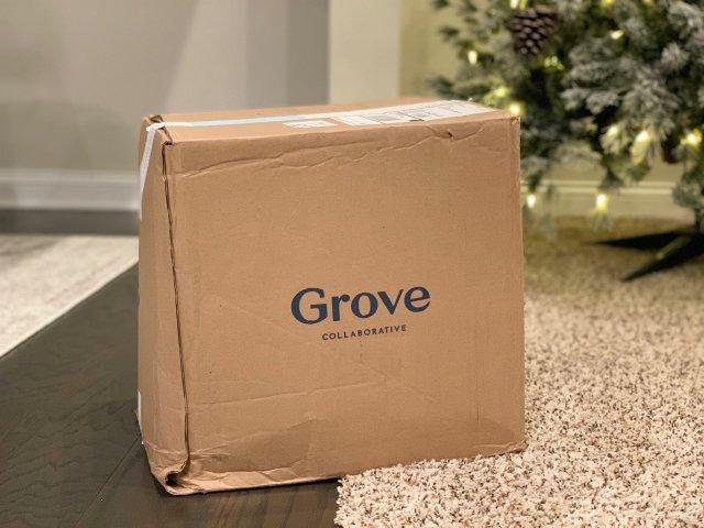 双十一的Grove清洁用品大开箱📦