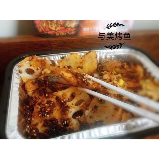 诚意满满的与美大礼包——速食也能满足宅家的中国胃