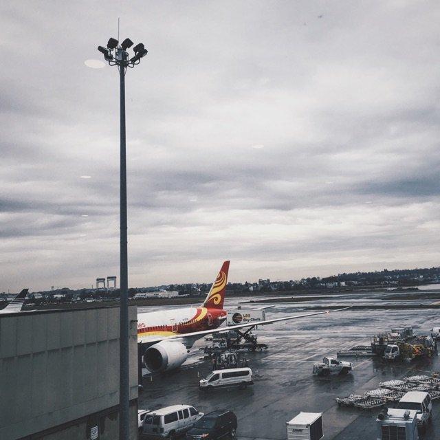 Boston to Beijing...