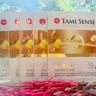 换季面膜不能少|Tami Sense干细胞天丝面膜
