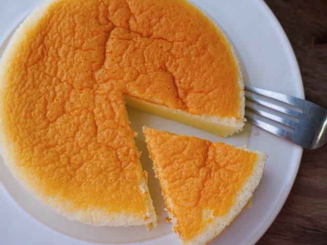 「做点甜点」轻乳酪蛋糕
