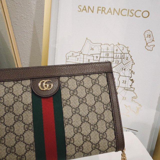 🃏 新年包包开箱 | Gucci小...