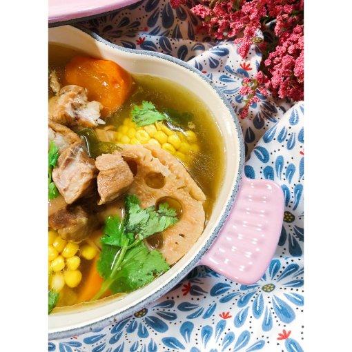 Instant Pot出品- 香甜爽口排骨汤