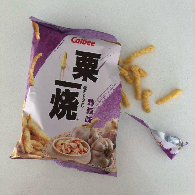 calbee零食
