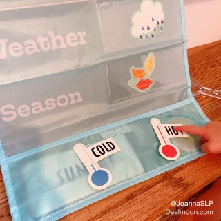 3美元教孩子看日期、看天气、辨季节!...
