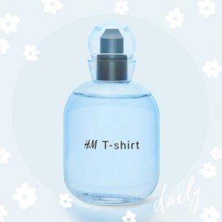 H&M最干净的小清新中性香水!男票的T-...
