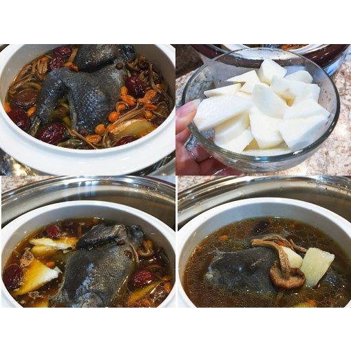 ✨滋阴养颜汤 | 山药红枣乌鸡汤✨