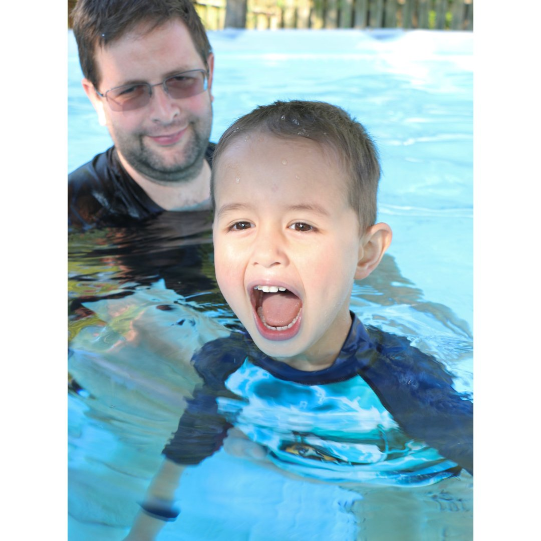 🌊water boy |🏊学游泳
