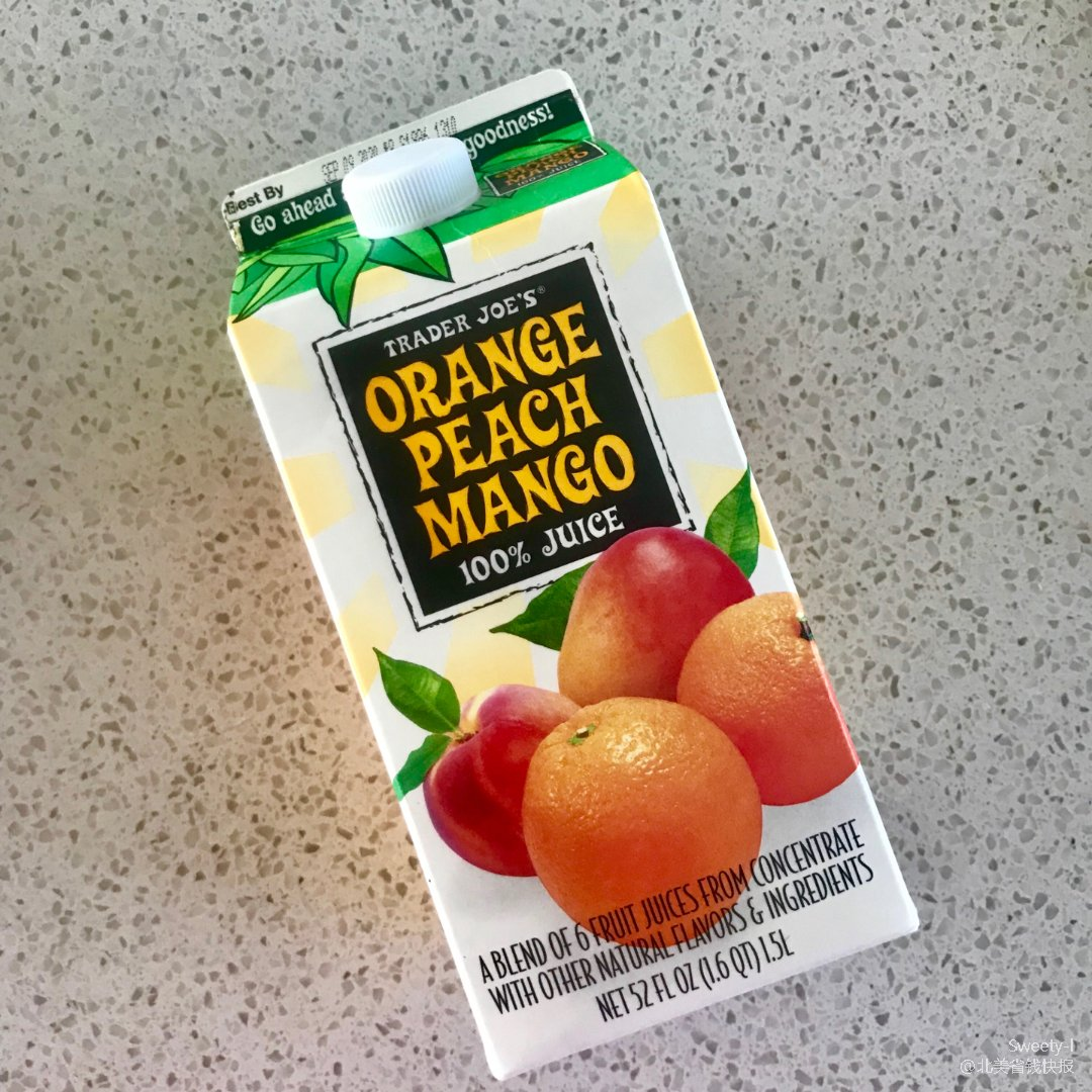 Trader Joe's🛒 | 橙...
