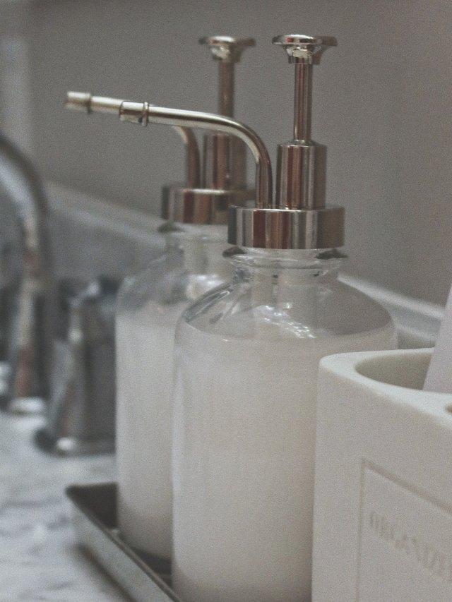 家居分享| 🧴浴室收纳 不要花花绿绿