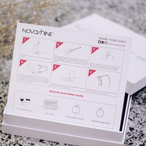 微众测 | Novashine冷光美牙仪🦷🦷拥有自信笑吧