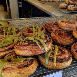 一家不舍得公开的意大利面包甜品店...