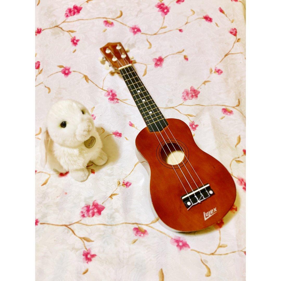 😎我和乌克丽丽小吉他不得不说的故事😎