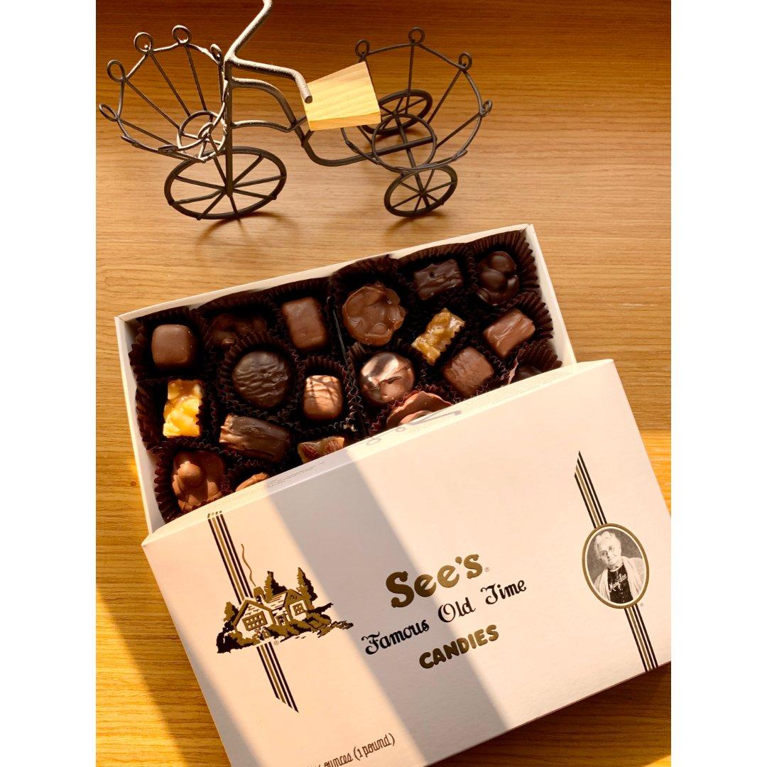 See's candies|鼠年收...