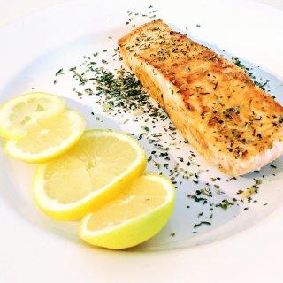 #低脂营养健康菜| 不用油煎的Faroe...