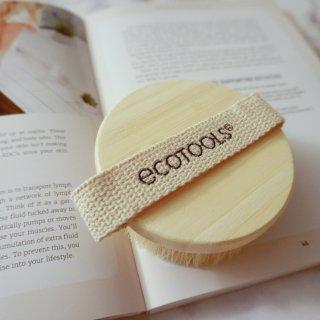EcoTools身体刷 刷刷更健康...