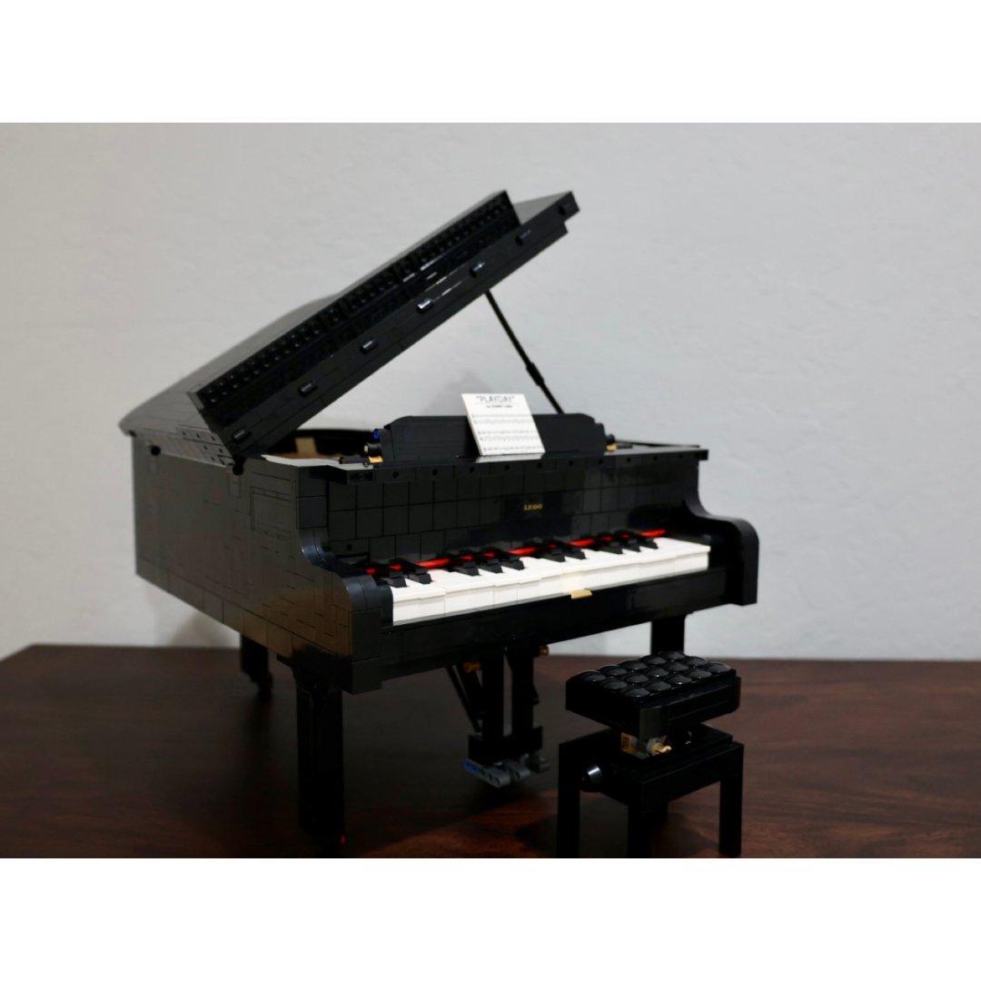 Lego Grand Piano乐...