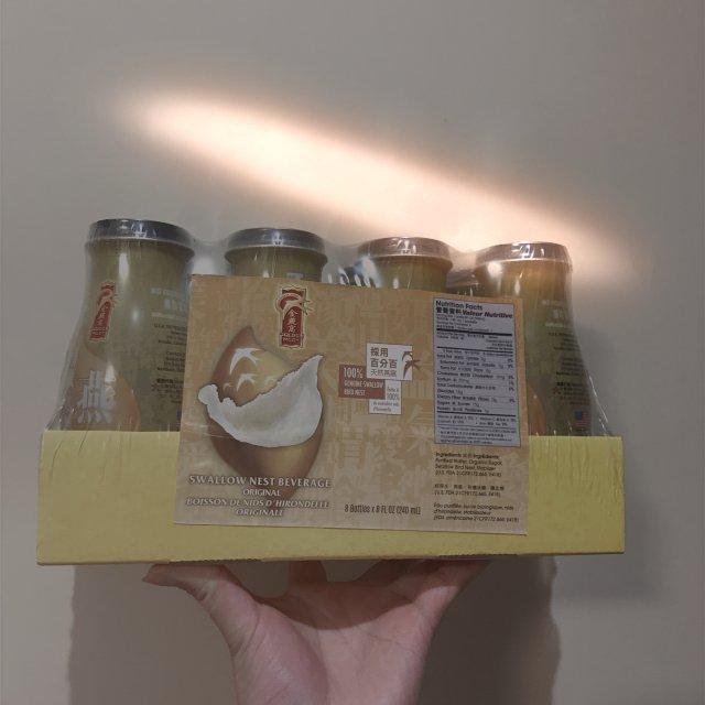 饮料|冰糖燕窝