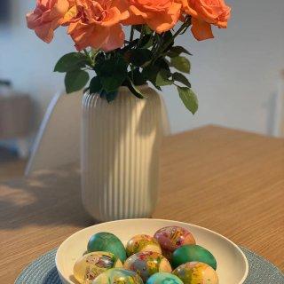 第一次做复活节蛋蛋...
