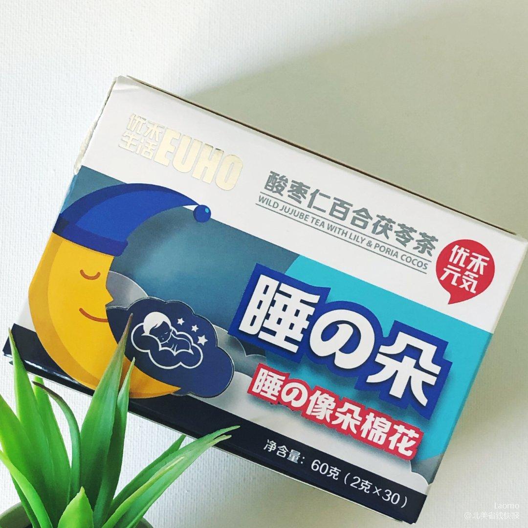 酸枣仁百合茯苓茶