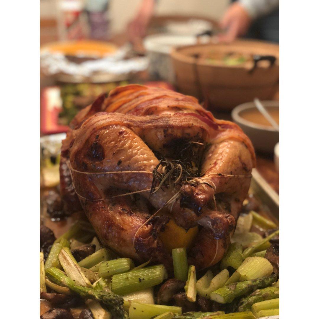 感恩节将至,🦃️贡献一个成功的火鸡方子