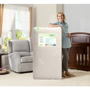 Simmons Kids Beautyrest Recharge Hybrid Morning Dew Crib and Toddler Mattress - Walmart.com