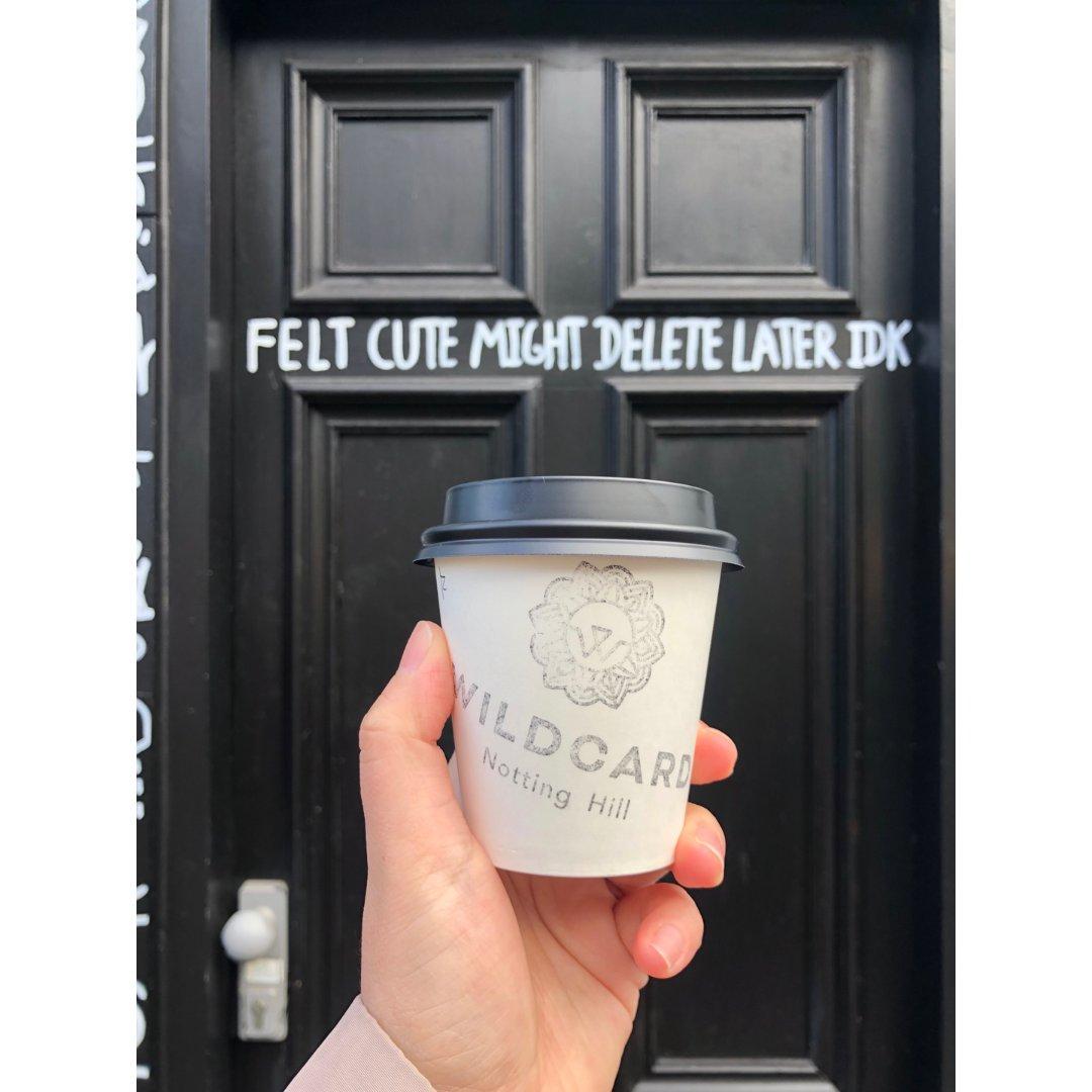 伦敦咖啡 诺丁山新开的咖啡馆